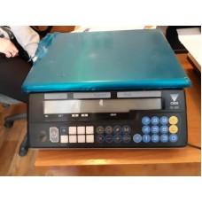 Весы DS-685 B-15EL торговые электронные