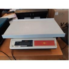 Весы ВР06 МС-30/1-БР электронные фасовочные до 30 кг увеличенная платформа