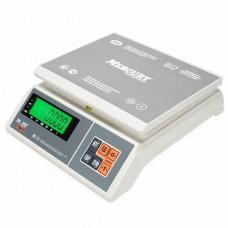 Весы M-ER 326AFU-6.01 электронные фасовочные до 6 кг